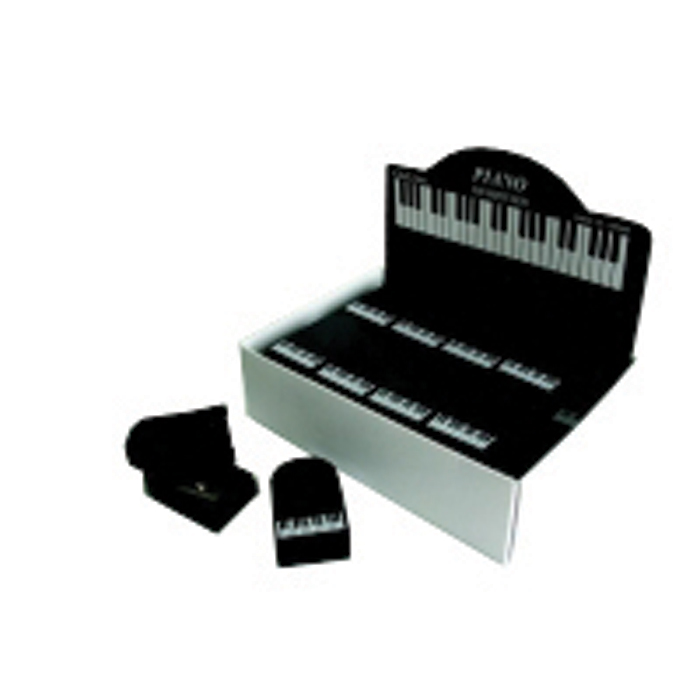 Piano Sharpener Pack of 30 Sparkle Gift