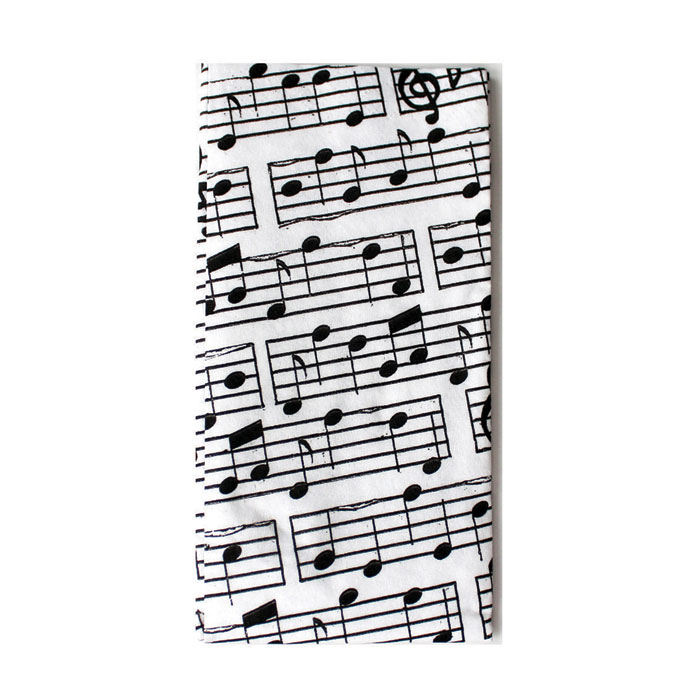 Tissues Music Sparkle Gift