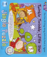 Jingle Puzzle Twinkle Twinkle Little Star Sparkle Gift