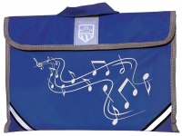 Music Bag Tgi Carrier Blue Sparkle Gift