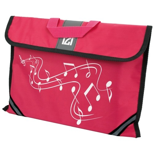 Music Bag Tgi Carrier Pink Sparkle Gift