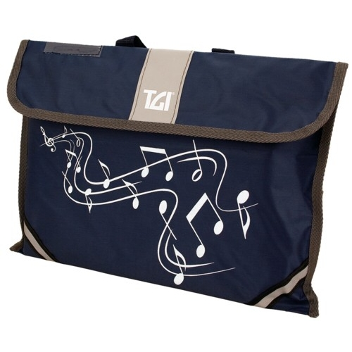 Music Bag Tgi Carrier Navy Sparkle Gift
