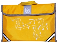 Music Bag Tgi Carrier Yellow Sparkle Gift