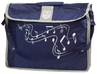 Music Bag Tgi Carrier Plus Navy Sparkle Gift