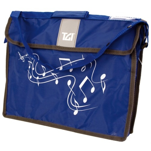 Music Bag Tgi Carrier Plus Blue Sparkle Gift