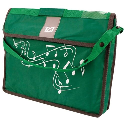 Music Bag Tgi Carrier Plus Green Sparkle Gift
