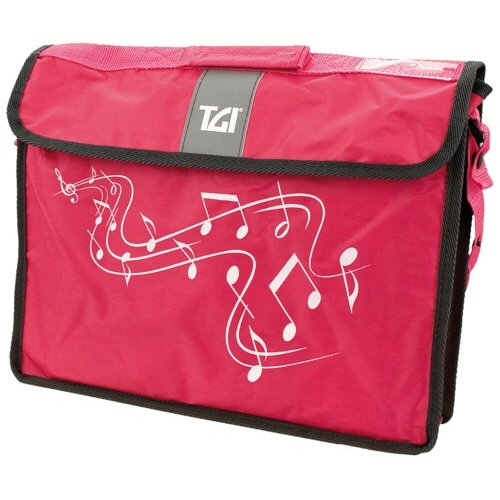Music Bag Tgi Carrier Plus Pink Sparkle Gift