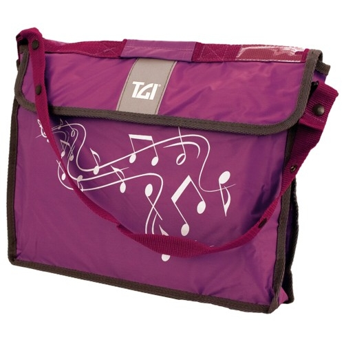 Music Bag Tgi Carrier Plus Mulberry Sparkle Gift