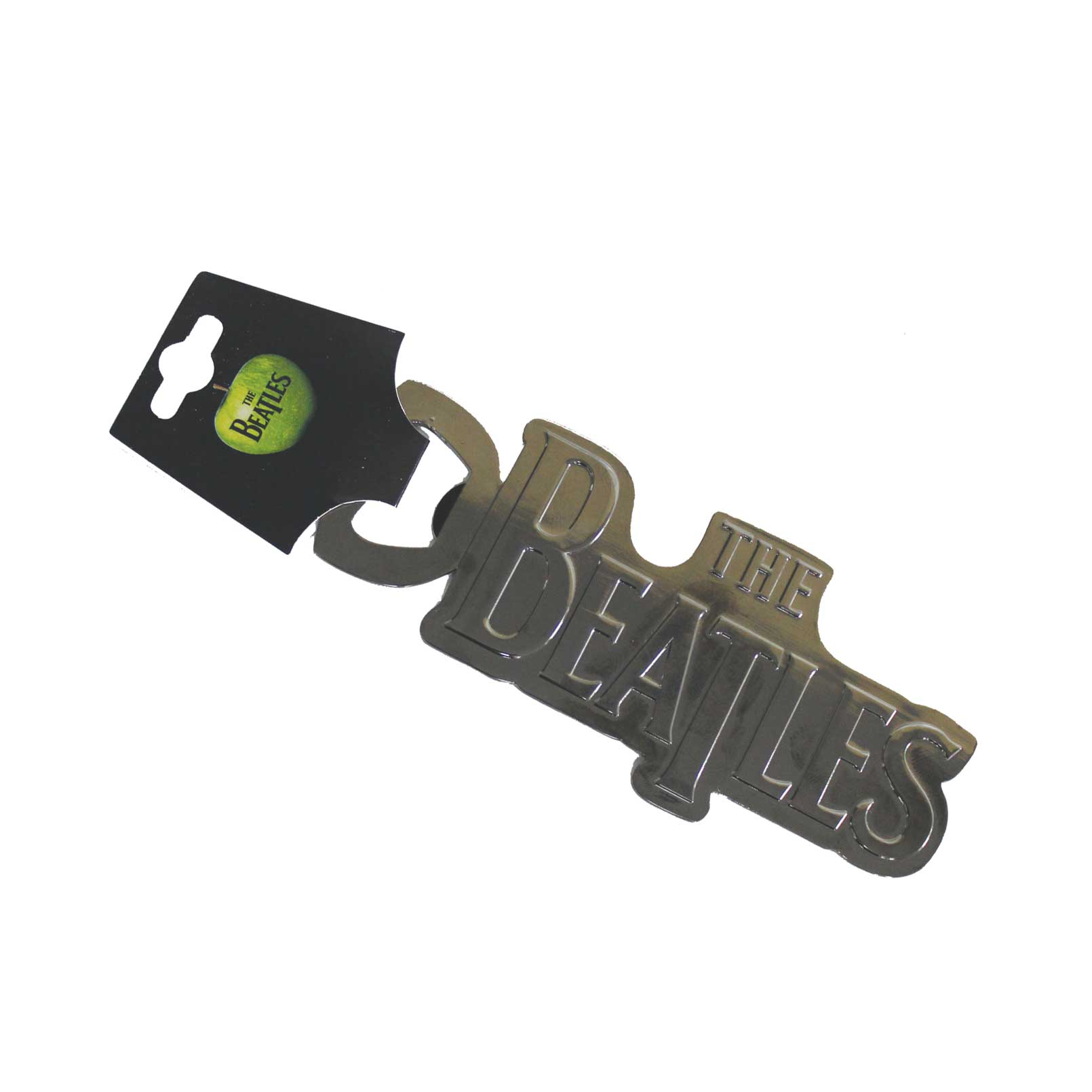 Beatles Bottle Opener Drop T Logo Sparkle Gift