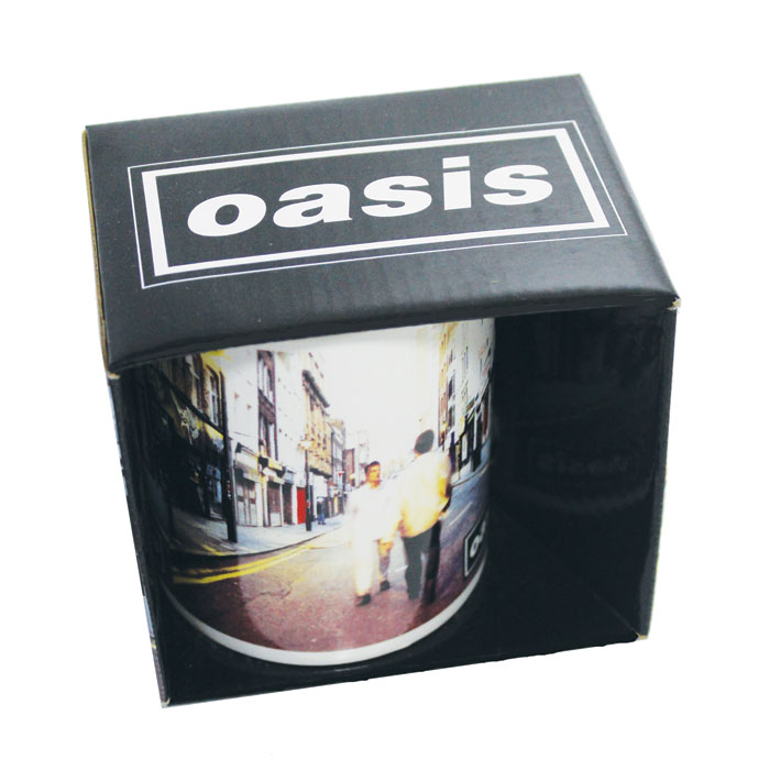 Oasis Boxed Mug Morning Glory Sparkle Gift