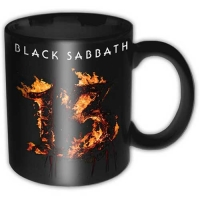 Black Sabbath Boxed Mug 13 Sparkle Gift