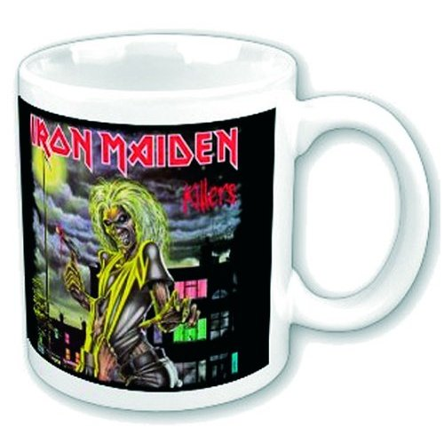 Iron Maiden Boxed Mug Killers Sparkle Gift