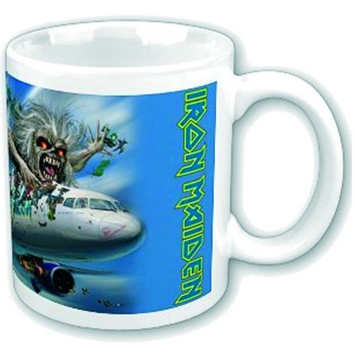 Iron Maiden Boxed Mug Flight 666 Sparkle Gift