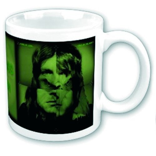 Kings of Leon Boxed Mug Only By The Night Uk Cover Sparkle Gift