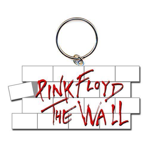 Pink Floyd Keychain The Wall Logo Sparkle Gift