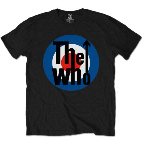 Who T Shirt Target Classic Mens Small Sparkle Gift