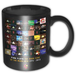 Pink Floyd Boxed Mug Dark Side Variations Sparkle Gift