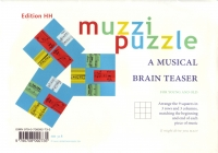 Muzzipuzzle A Musical Brain Teaser Sparkle Gift
