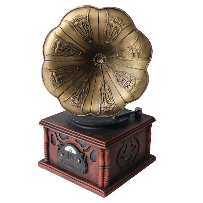 Money Box Gramophone                                         Sparkle Gift