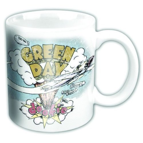 Green Day Boxed Mug Dookie Sparkle Gift