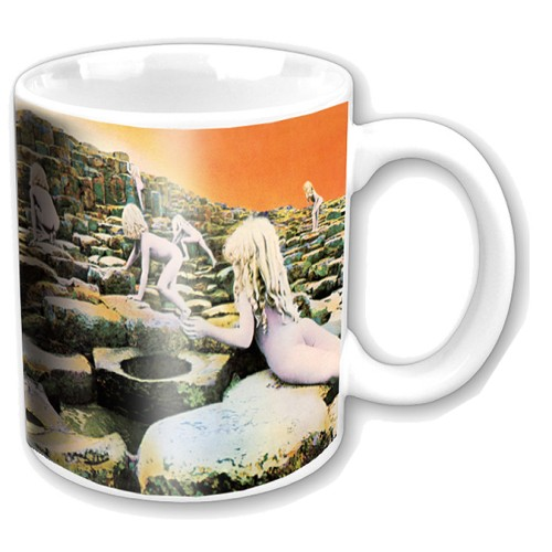 Led Zeppelin Boxed Mug Houses of The Holy Sparkle Gift