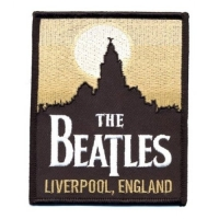 Beatles Patch Liverpool Sparkle Gift