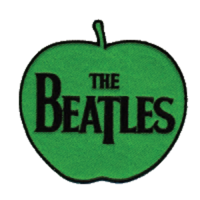 Beatles Patch Beatles On Apple Sparkle Gift