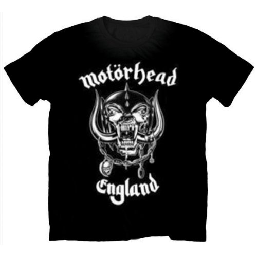 Motorhead T Shirt England Mens Small Sparkle Gift