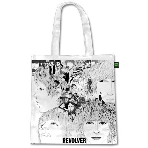 Beatles Eco Shopper Revolver Sparkle Gift
