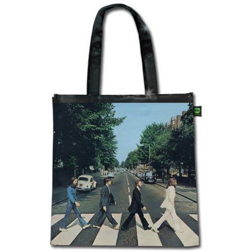Beatles Eco Shopper Abbey Road Sparkle Gift