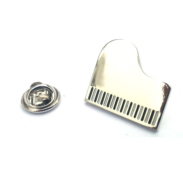 Pin Badge Grand Piano Sparkle Gift