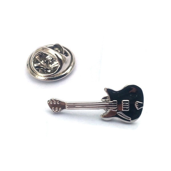 Pin Badge Guitar Sparkle Gift