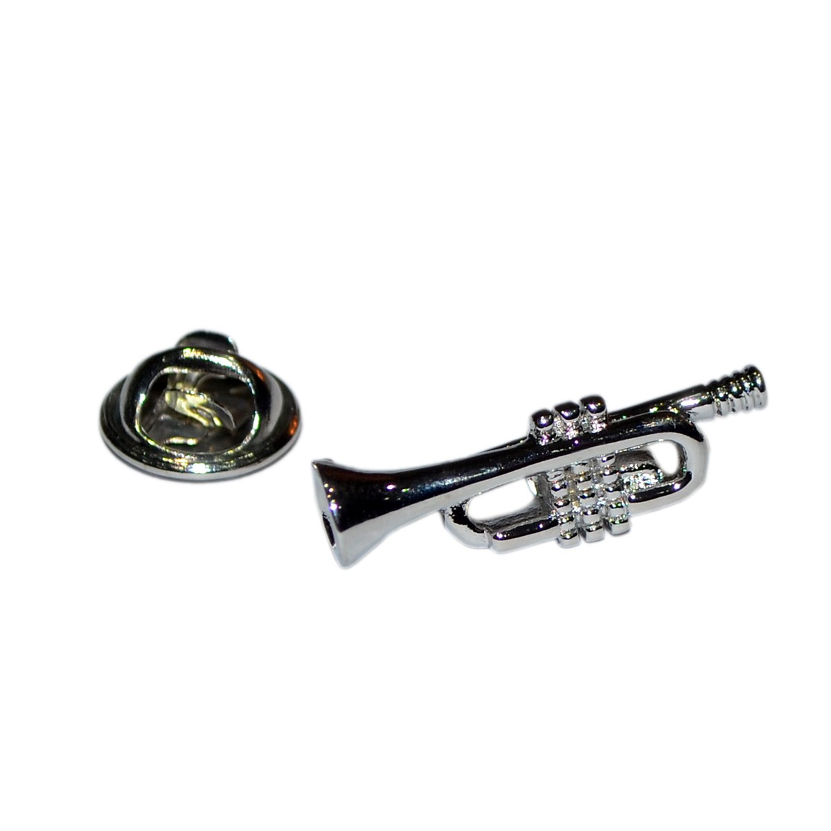 Pin Badge Trumpet Sparkle Gift