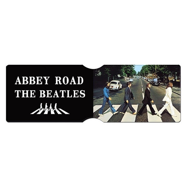 Beatles Card Holder Abbey Road Sparkle Gift