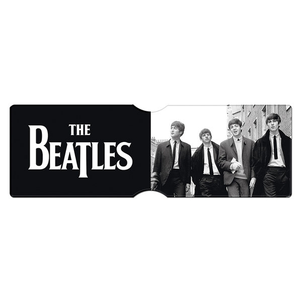 Beatles Card Holder In London Sparkle Gift