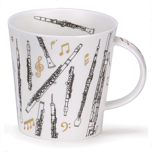 Dunoon Mug Cairngorm Encore Winds Sparkle Gift