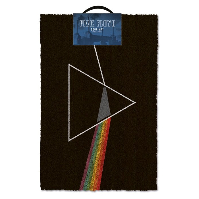 Pink Floyd Doormat Dark Side of The Moon Sparkle Gift
