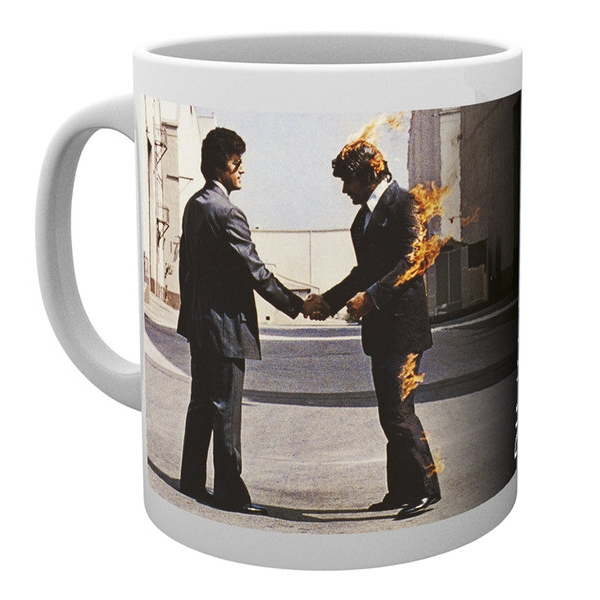 Pink Floyd Boxed Mug Wish You Were Here Sparkle Gift
