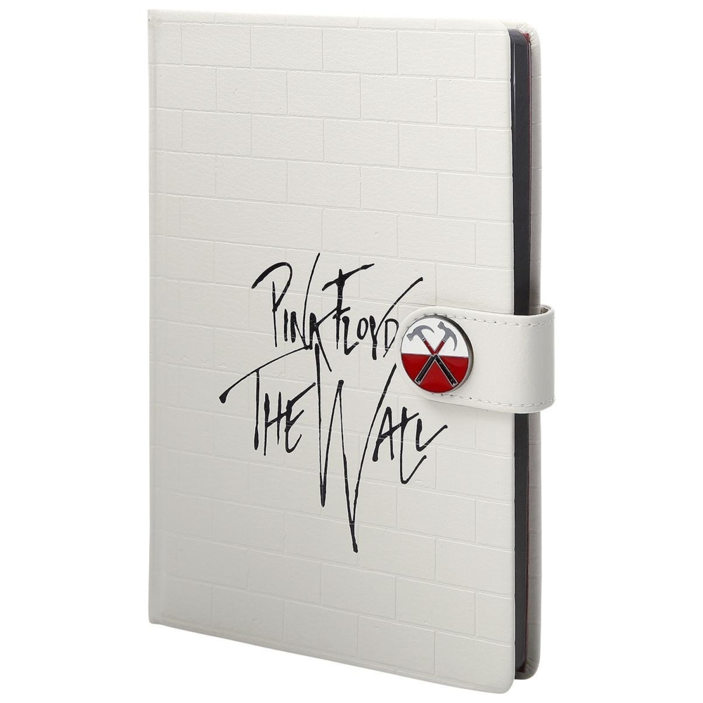 Pink Floyd Premium A5 Notebook The Wall Sparkle Gift