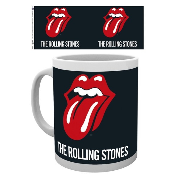 Rolling Stones Boxed Mug Logo Sheet Music
