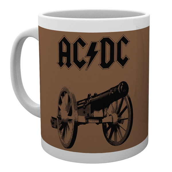 AC/DC  Boxed Mug For Those About To Rock 10oz Sheet Music