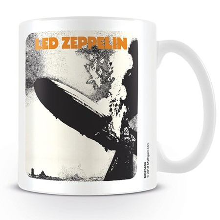 Led Zeppelin Boxed Mug Led Zeppelin I Sparkle Gift