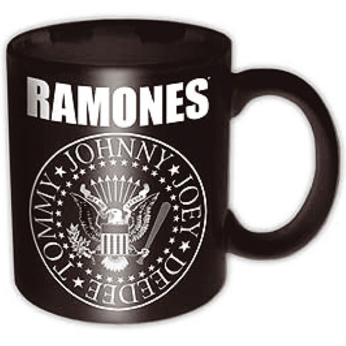 Ramones Boxed Mug Presidential Seal Sparkle Gift
