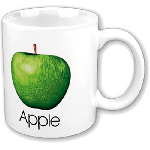 Beatles Boxed Mug Apple Logo Sparkle Gift