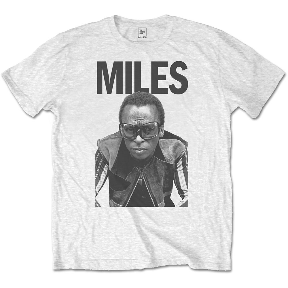 Miles Davis T Shirt Miles Mens Small Sparkle Gift