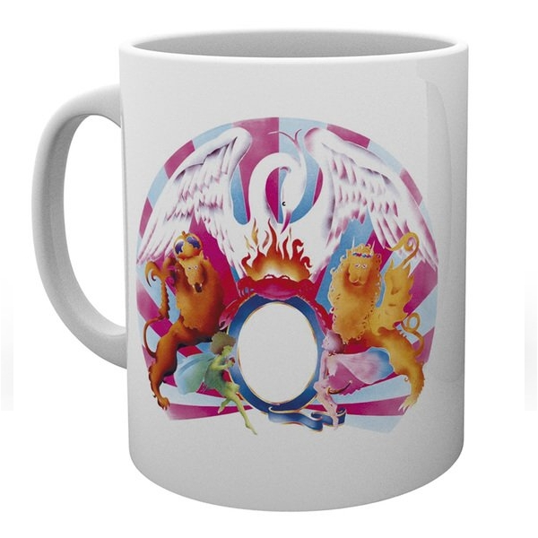 Queen Boxed Mug A Night At The Opera 10oz Sparkle Gift