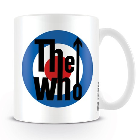 Who Boxed Mug Target Logo 11oz                               Sprakle Gifts