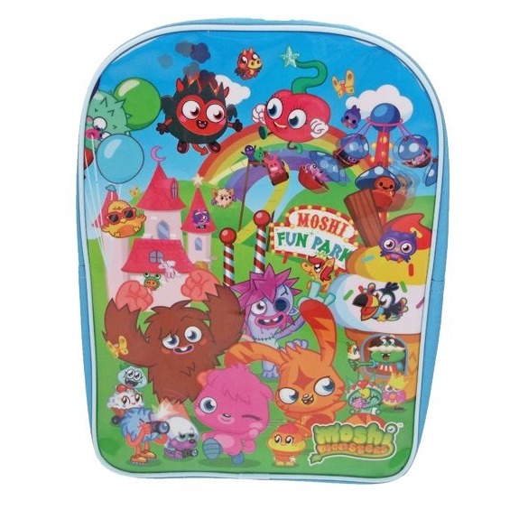 Moshi Monsters Funfair Backpack Sparkle Gift