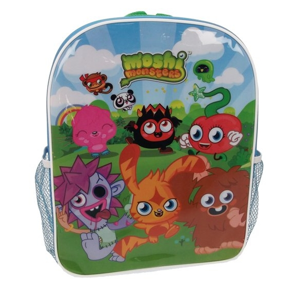 Moshi Monsters Large Backpack Sparkle Gift