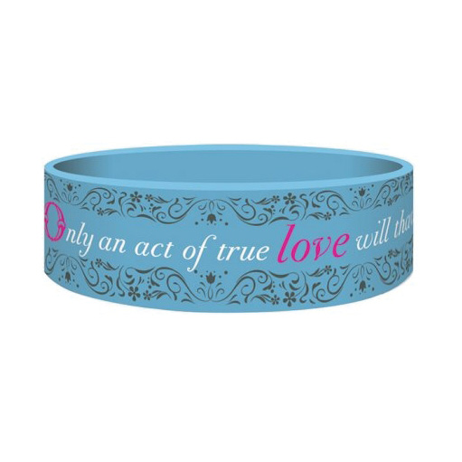 Frozen Wristband Only An Act of True Love Sparkle Gift